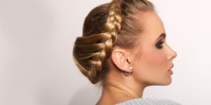 Choisir une pince cheveux pour une soirée