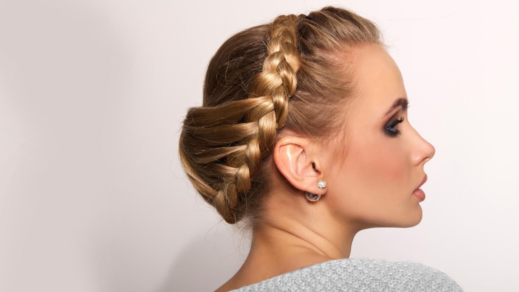 beau achat le plus récent magasins populaires Choisir une pince cheveux pour une soirée