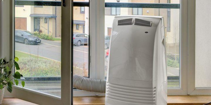L'utilisation d'un petit climatiseur